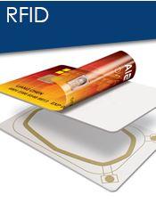 RFID Plastikkarten, kontaktlose Chipkarten